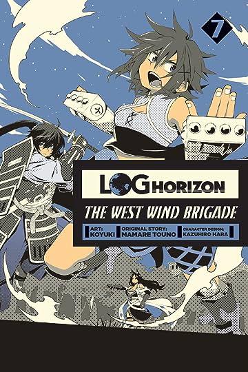 Log Horizon: The West Wind Brigade Vol. 7