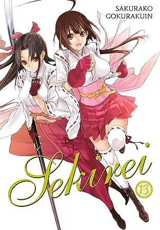 Sekirei Vol. 13
