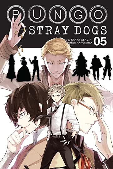 Bungo Stray Dogs Vol. 5