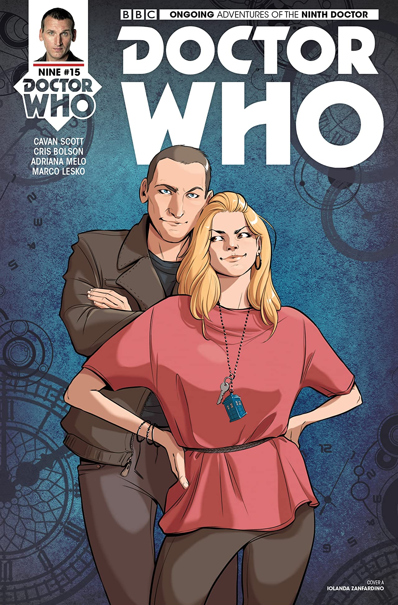 Doctor Who: The Ninth Doctor #15