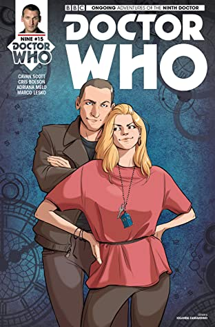 Doctor Who: The Ninth Doctor No.15