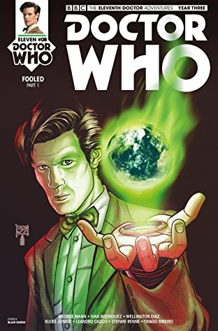 Doctor Who: The Eleventh Doctor #3.8