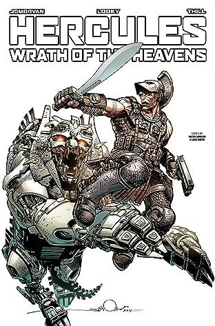 Hercules: The Wrath of the Heavens #1