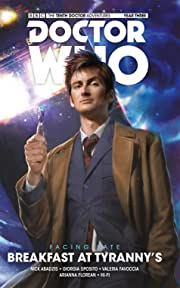 The Tenth Doctor: Facing Fate: Breakfast at Tyranny's Vol. 1