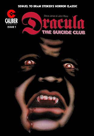 Dracula: The Suicide Club #1