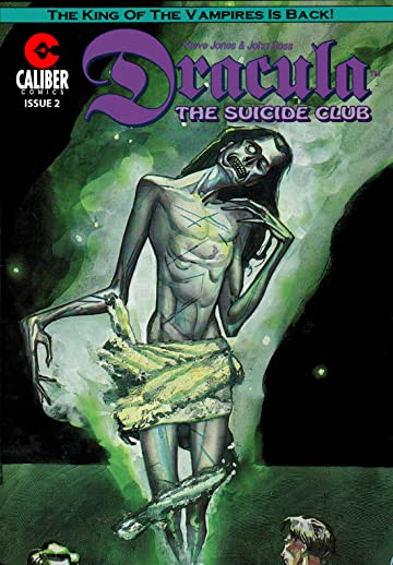 Dracula: The Suicide Club #2