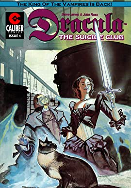 Dracula: The Suicide Club #4
