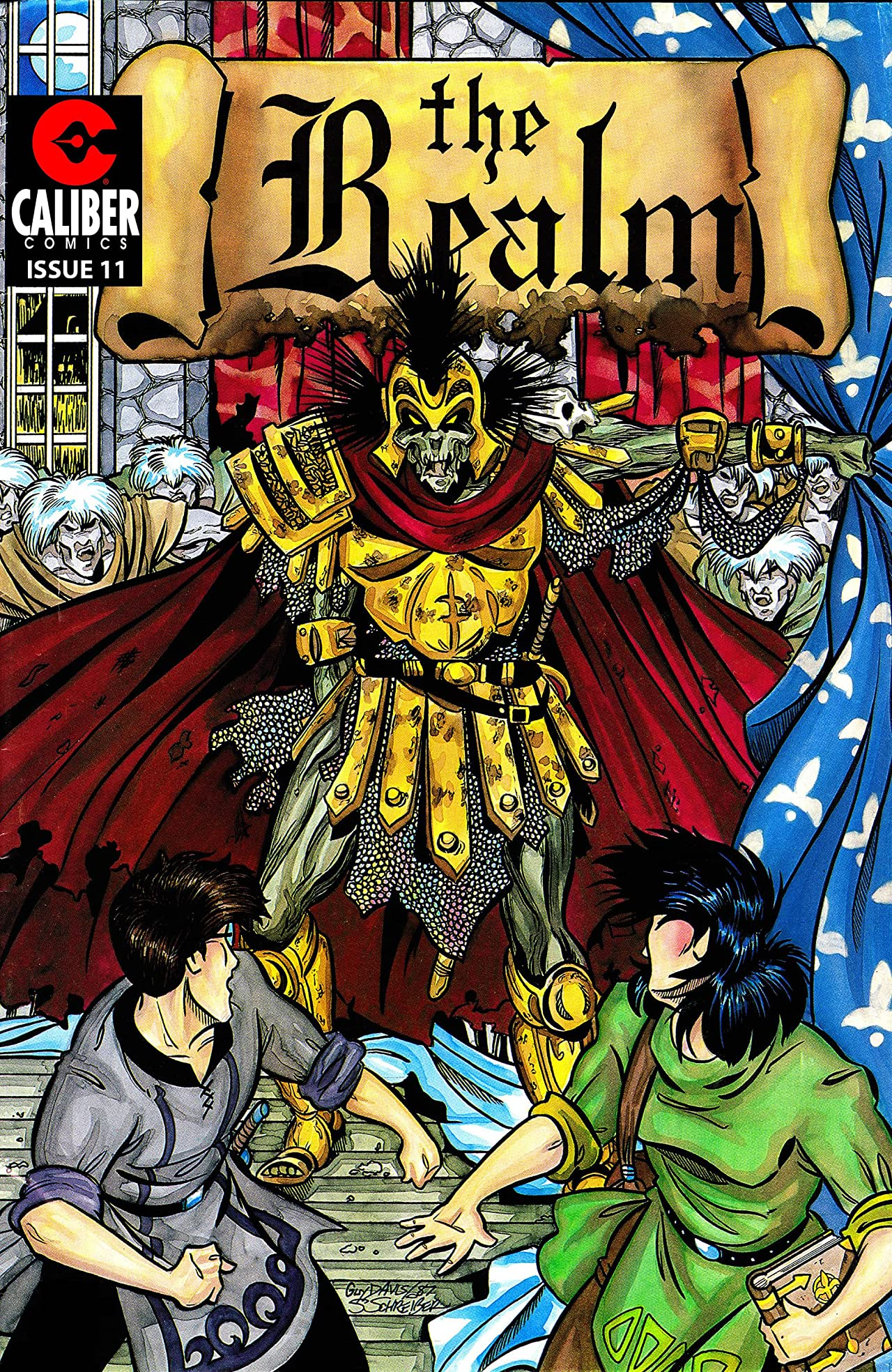The Realm #11