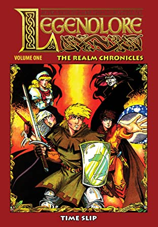 Legendlore: The Realm Chronicles Vol. 1
