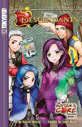 Disney Manga: Descendants #1