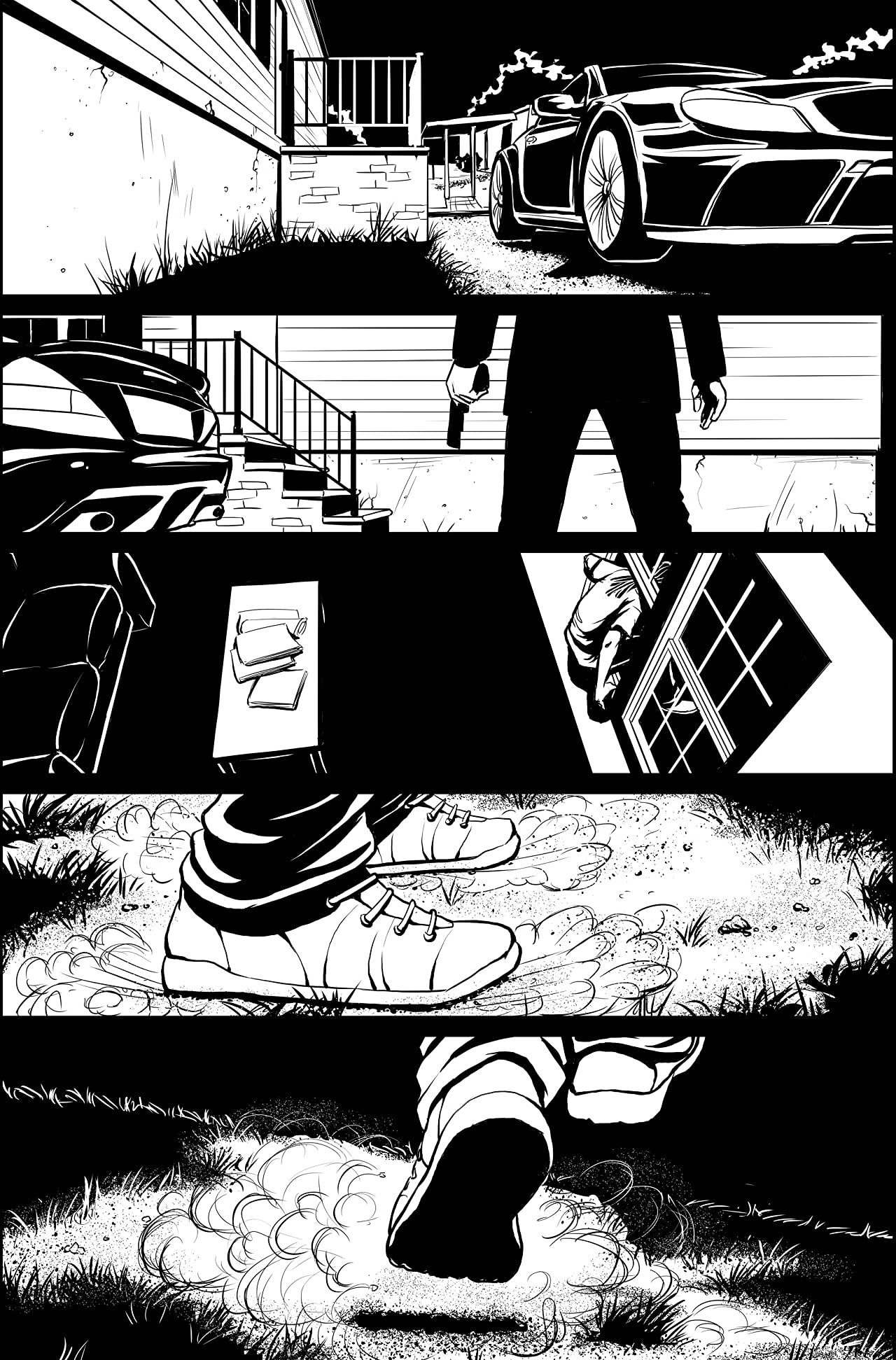 The Black Wall #3