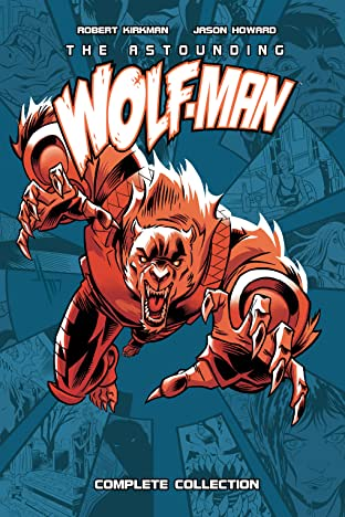 The Astounding Wolf-Man Complete Collection