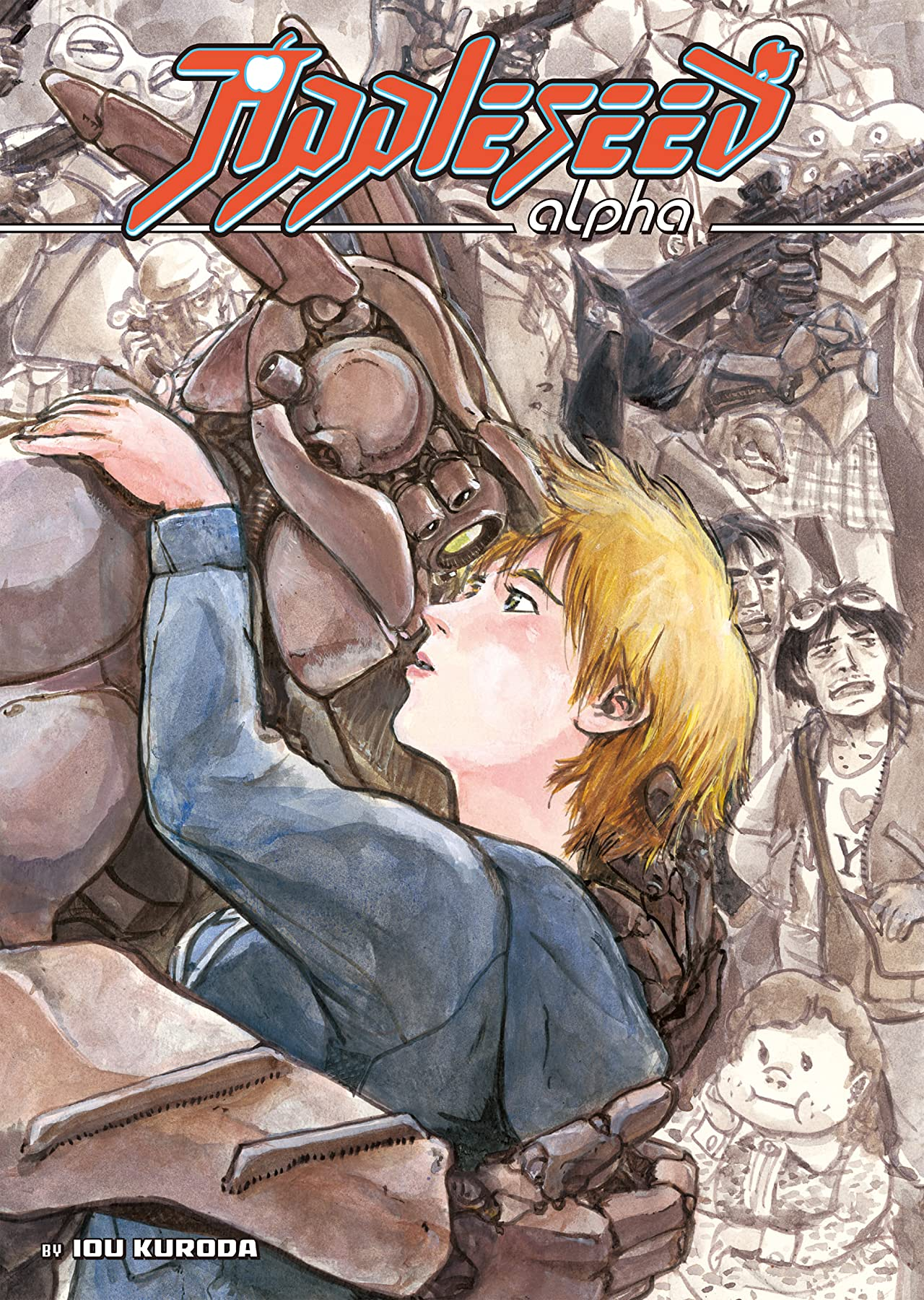 Appleseed Alpha Tome 1