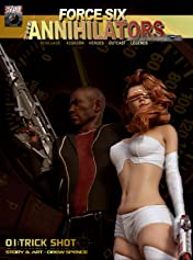 Force Six, The Annihilators #1