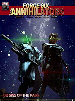 Force Six, The Annihilators Season I #2