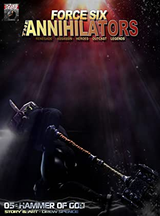 Force Six, The Annihilators Season I No.5