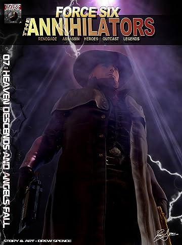 Force Six, The Annihilators Season I #7