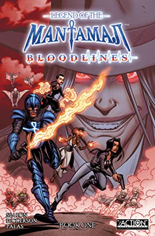 Legend of the Mantamaji: Bloodlines Tome 1: Book One