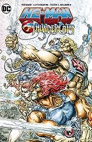 He-Man/Thundercats (2016-2017)