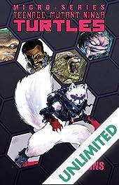 teenage mutant ninja turtles villains micro series vol 1 comics
