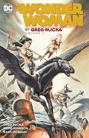 Wonder Woman by Greg Rucka Tome 2