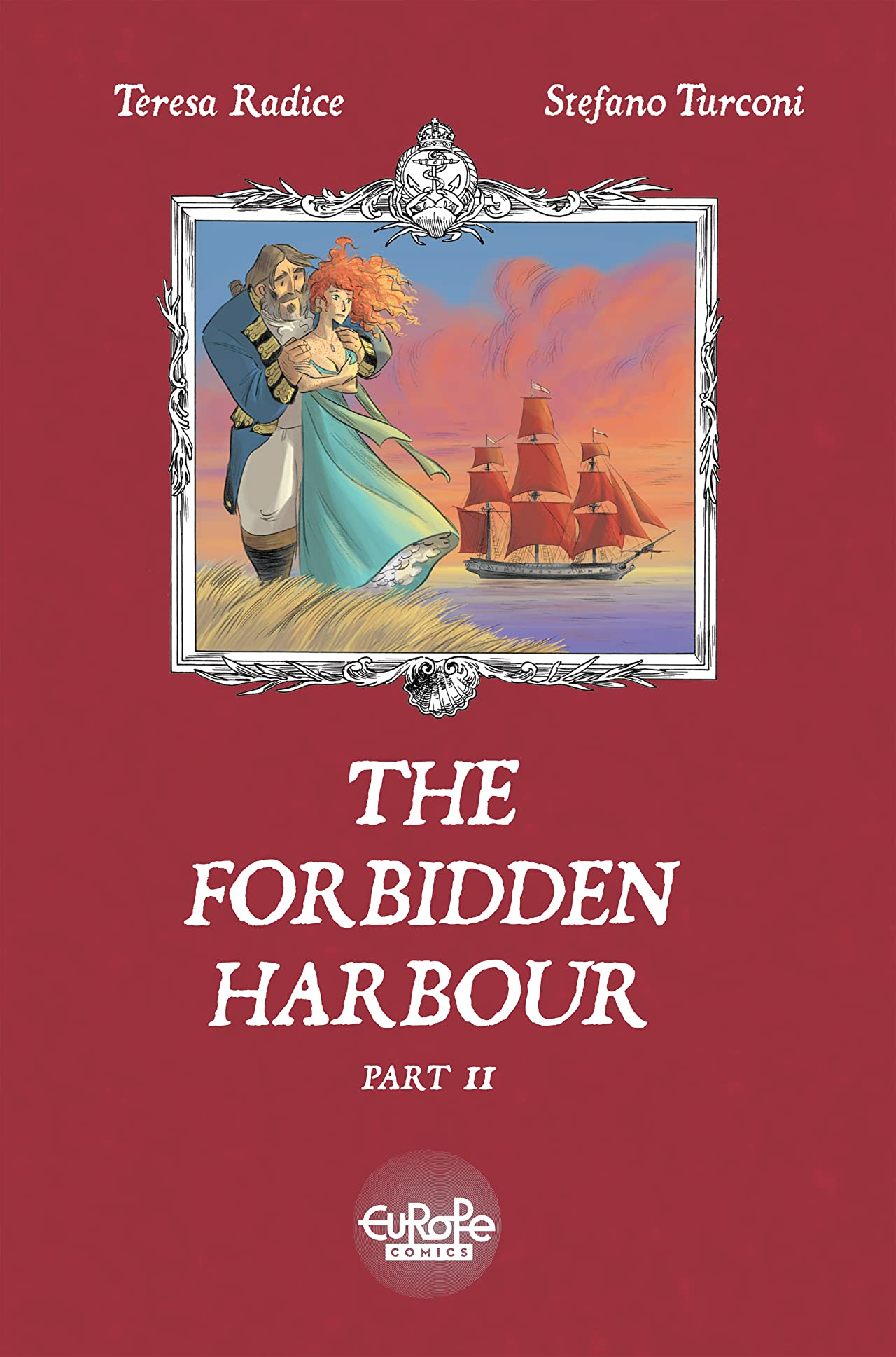 The Forbidden Harbour Vol. 2