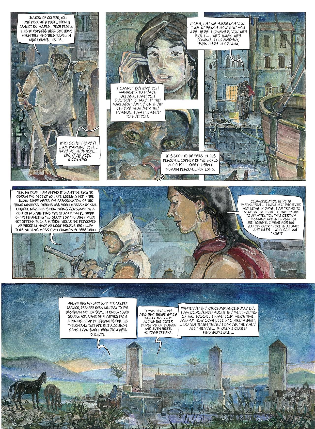 Vizilsan Vol. 1: Blue Rabbit's Crystal