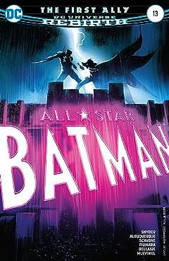 All-Star Batman (2016-2017) #13