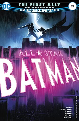 All-Star Batman (2016-2017) #13