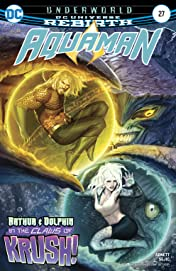 Aquaman (2016-) #27