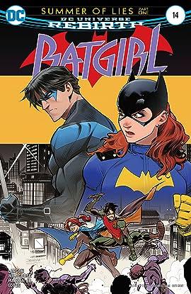Batgirl (2016-) No.14