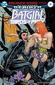 Batgirl and the Birds of Prey (2016-2018) #13