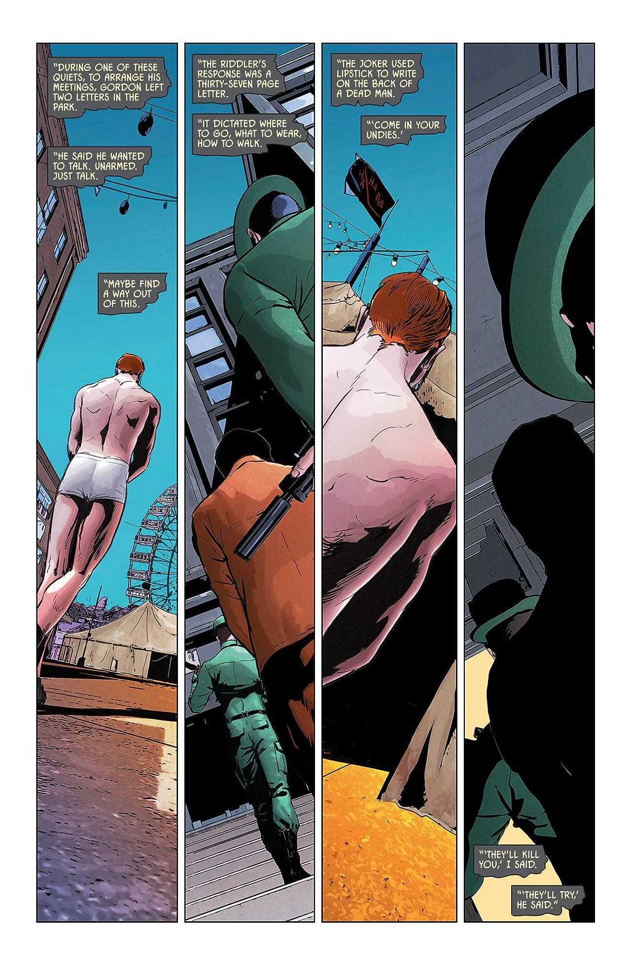 Batman (2016-) #28