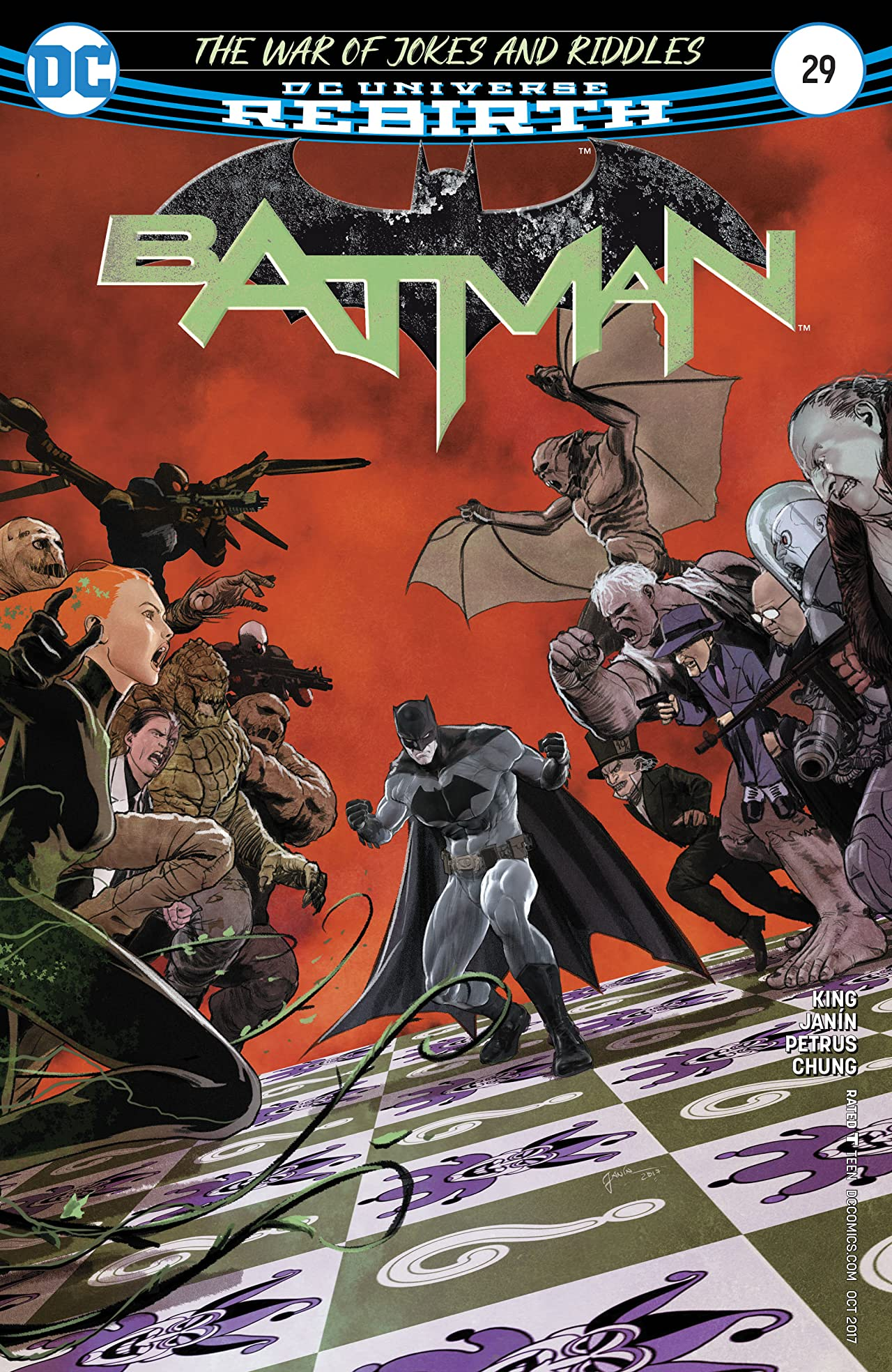 Batman (2016-) #29 - Comics by comiXology