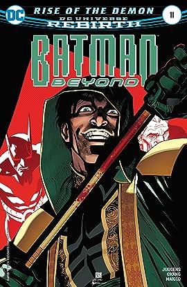 Batman Beyond (2016-) #11