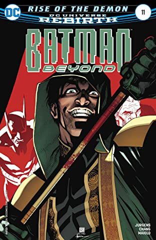 Batman Beyond (2016-) No.11