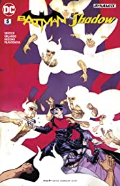 Batman/Shadow (2017) #5
