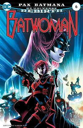 Batwoman (2017-) #6