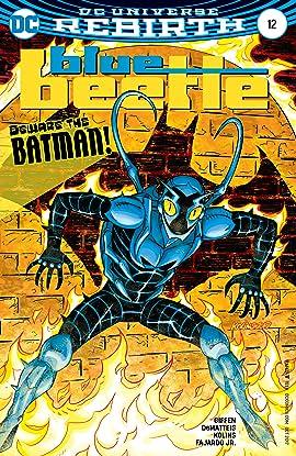 Blue Beetle (2016-2018) #12