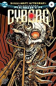 Cyborg (2016-) #15