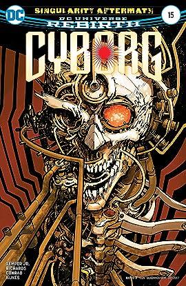 Cyborg (2016-2018) #15