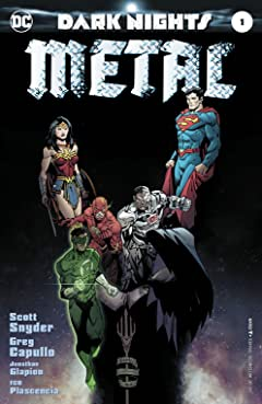 Dark Nights: Metal (2017-2018) No.1