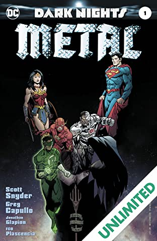 Dark Nights: Metal (2017-2018) #1