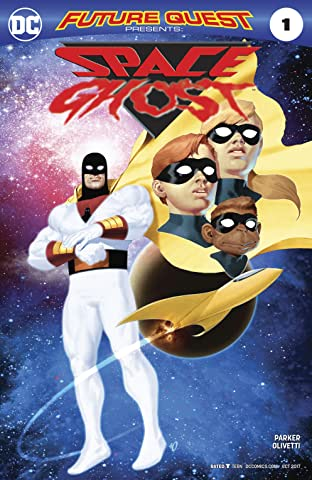 Future Quest Presents (2017-2018) #1