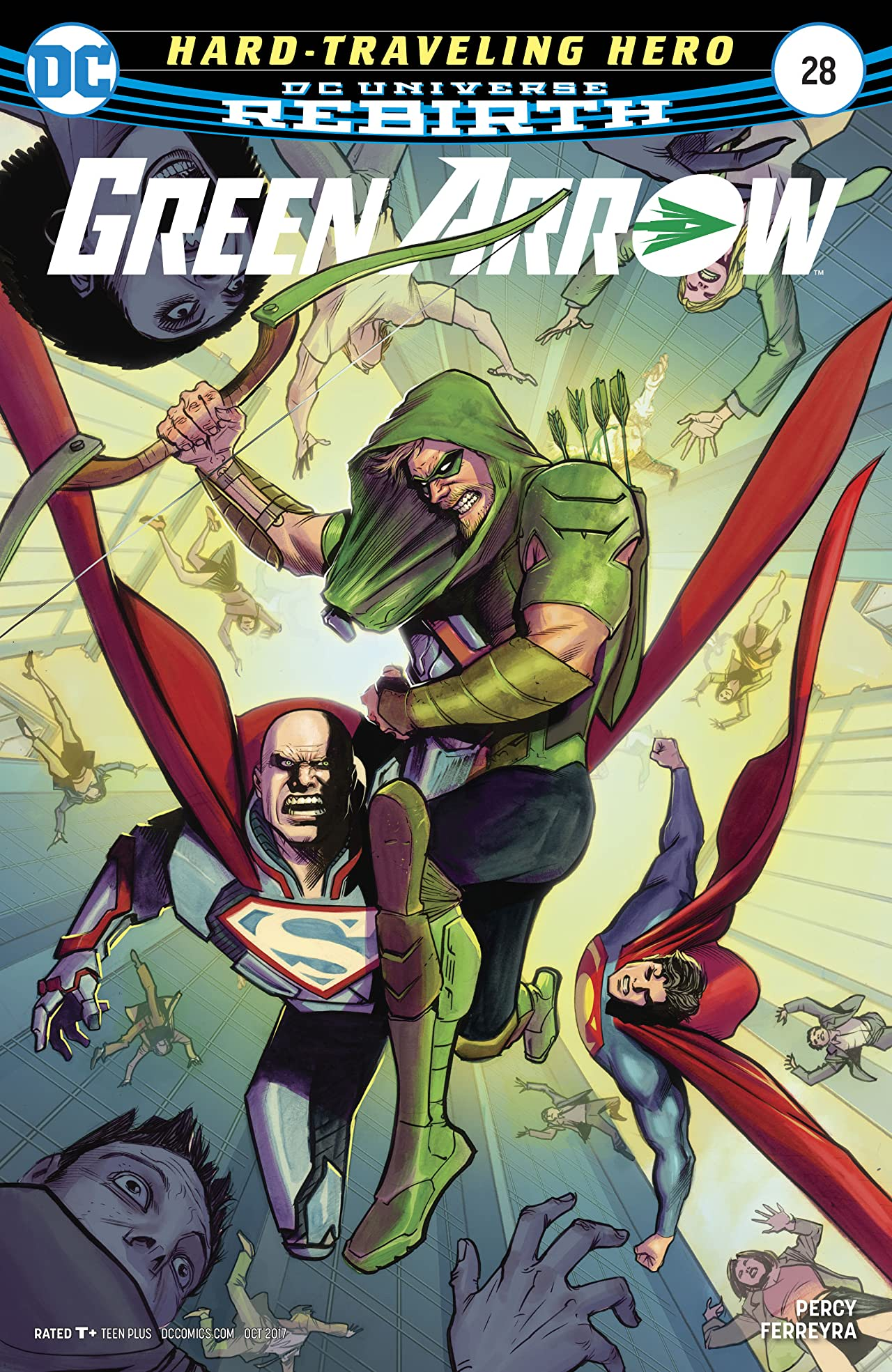Green Arrow (2016-) #28