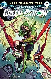 Green Arrow (2016-) #28