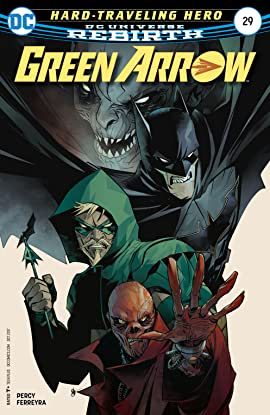 Green Arrow (2016-2019) #29