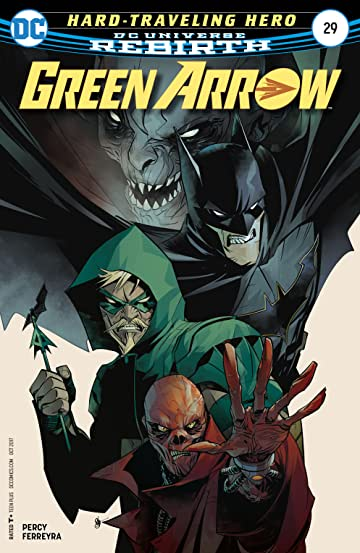 Green Arrow (2016-) #29