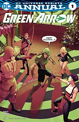 Green Arrow (2016-) Annual #1