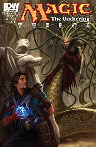 Magic the Gathering: Theros #2
